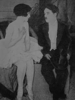 Merna Kennedy Charlie Chaplin