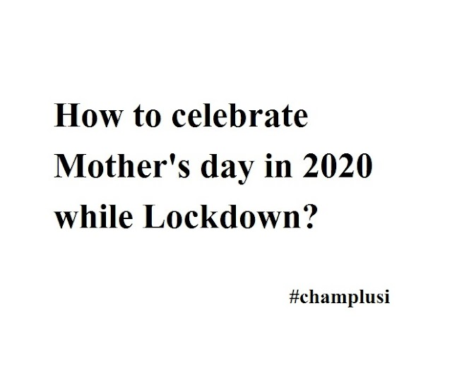 Celebrate mother's day in 2020, share images make whatsapp status
