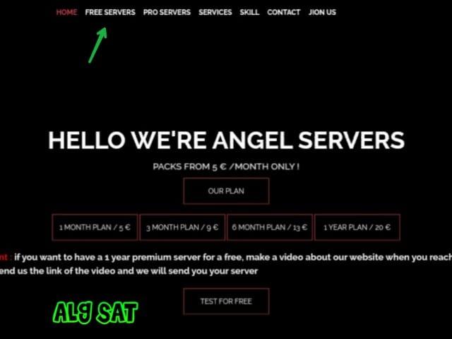 Angel Servers