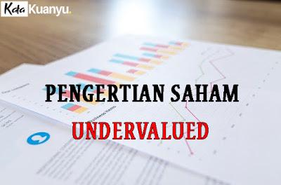 Pengertian saham Undervalued dan contohnya