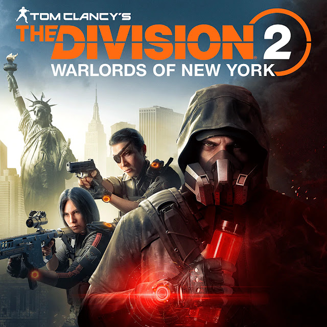Game Tom Clancys The Division 2
