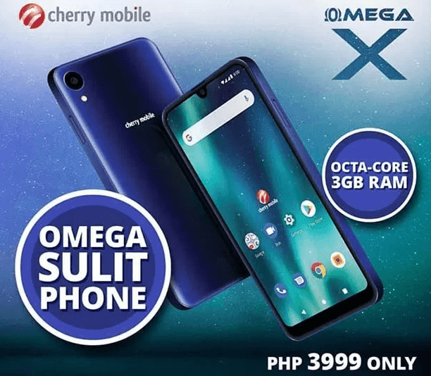 Cherry Mobile Omega X now available