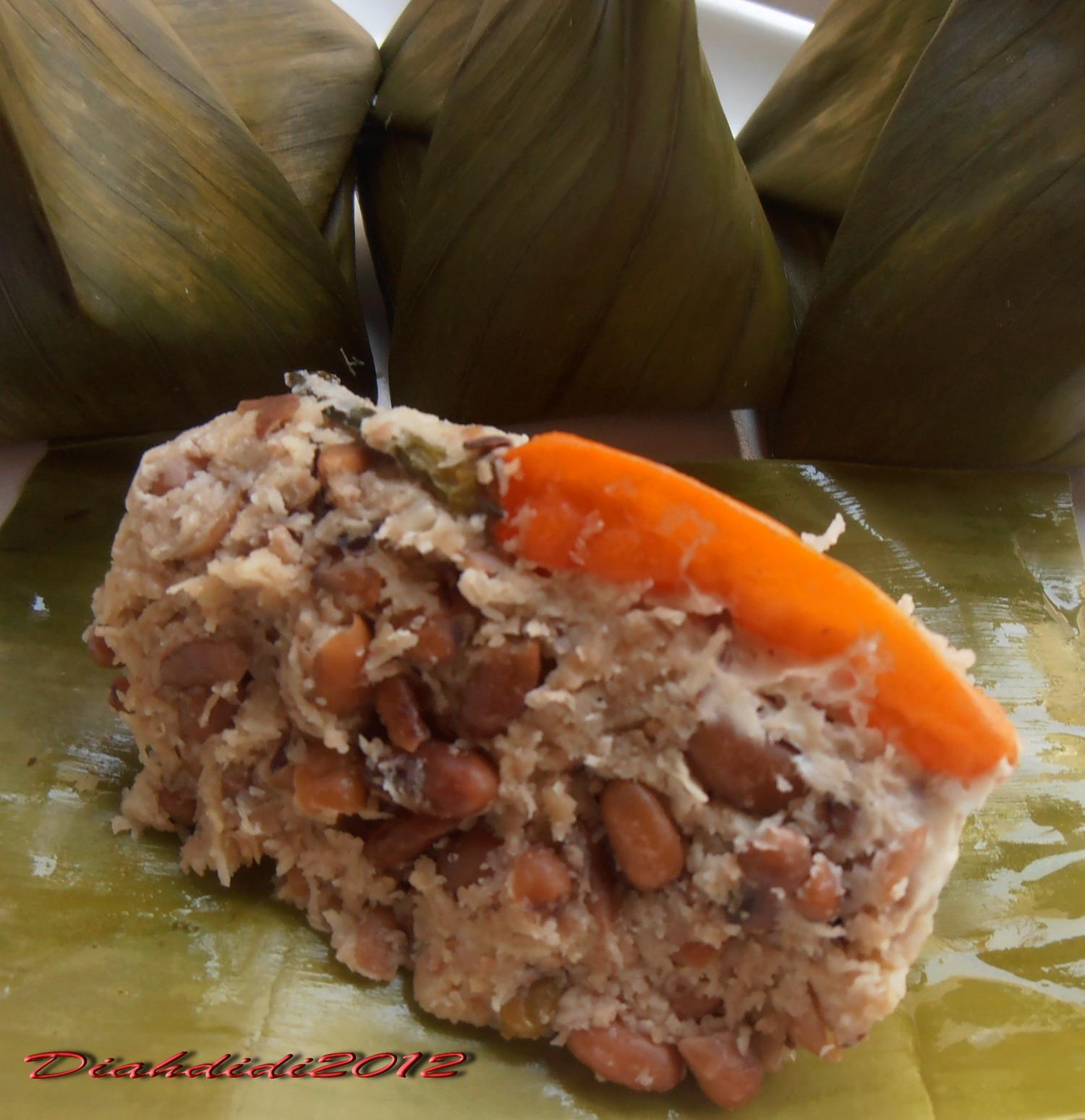 Bongko Kacang Tholo Resep Masakan Sederhana