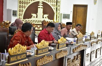DPRD dan TAPD Kota Bandarlampung Bahas Hasil Evaluasi Perubahan APBD Kota