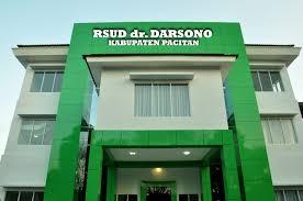 Jadwal Dokter RSUD dr. Darsono Pacitan Terbaru