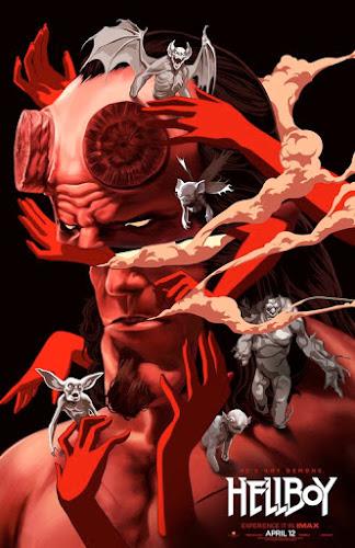 Hellboy (4K UHD Inlges Subtitulada) (2019)
