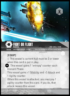 INTERVENE type: Fight or Flight