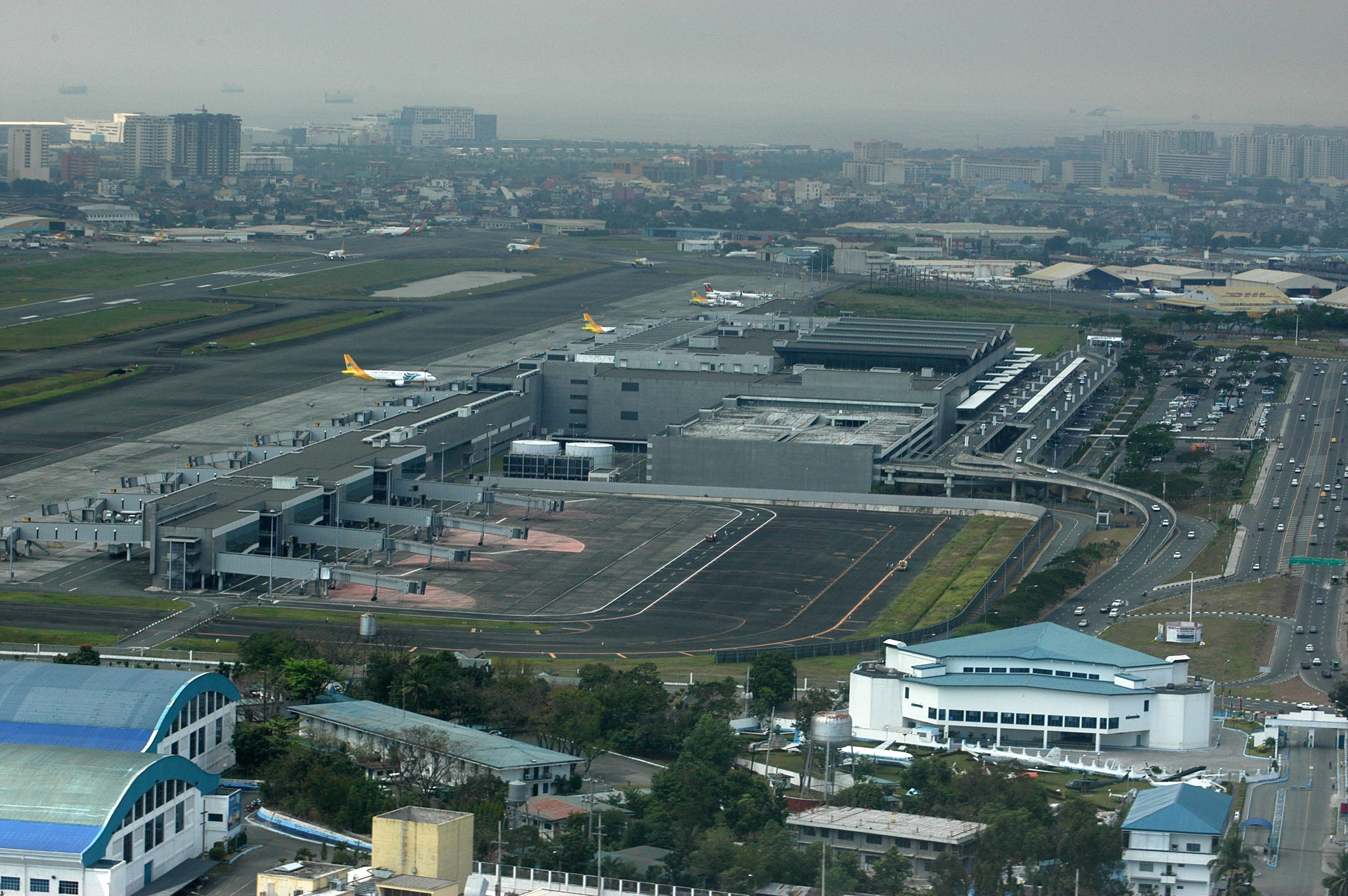 NAIA Terminal 3 file photo