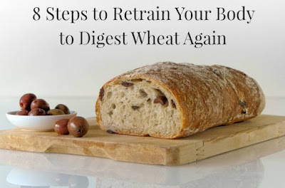 8 Steps to Retrain Your Body to Digest Wheat