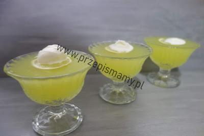 Kisiel z cytrynowy