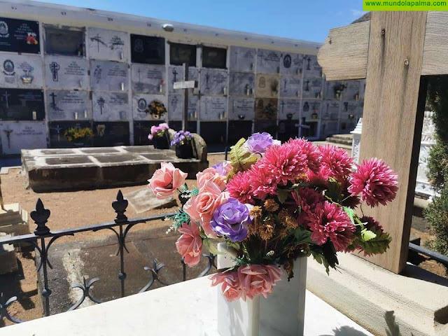 El cementerio recupera su horario habitual a partir del lunes aunque manteniendo las medidas de seguridad sanitarias