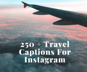 Travel Captions For Instagram