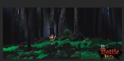 Battle Story dark forest map