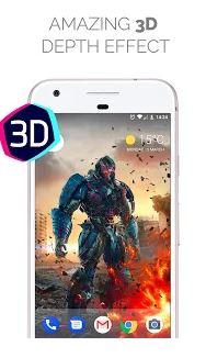 3D Parallax Background HD Wallpapers Pro MOD APK Full ...