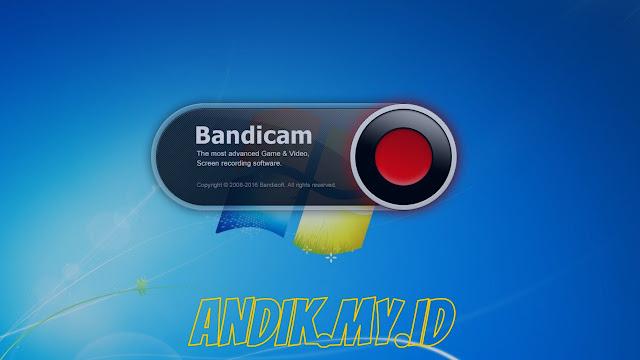 Ulasan Bandicam Software Perekam Layar PC