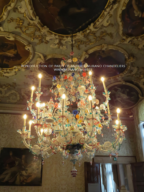spare-parts-antique-murano-chandeliers