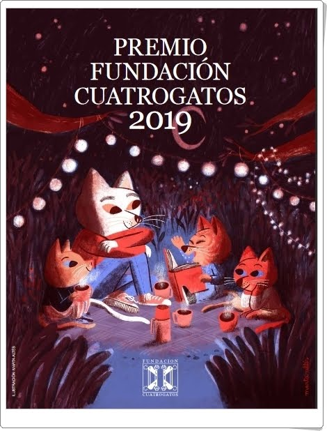 """Premio Fundación Cuatrogatos 2019: """"Los 20 mejores libros para niños y jóvenes"""""""