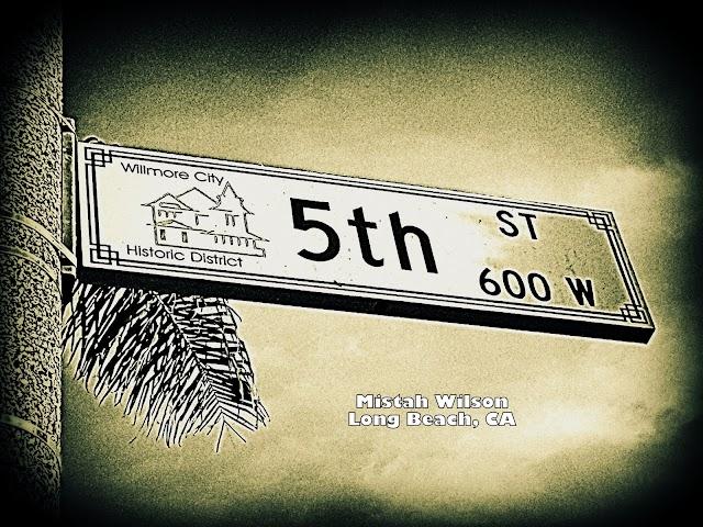 5th Street, Long Beach, California by Mistah Wilson