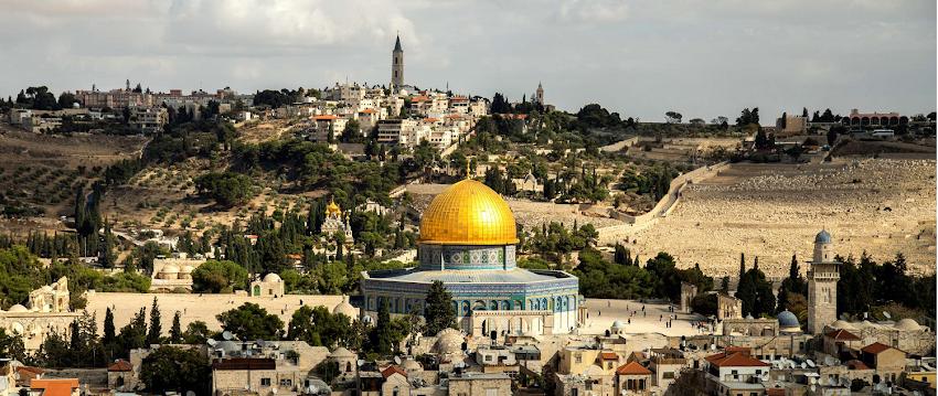 ISRAEL - Semana Santa