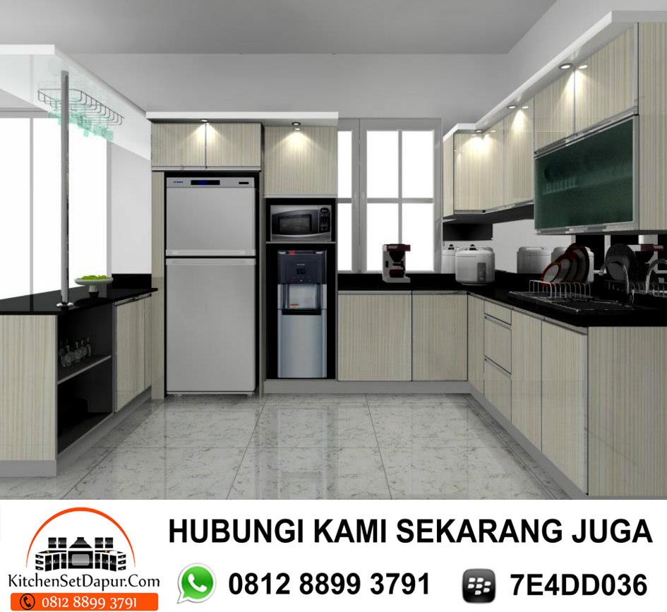 Kitchen Set Aluminium Murah Citayam Depok 0812 8899 3791 2017