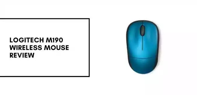 logitech m190 wireless mouse review | why this mouse is famous