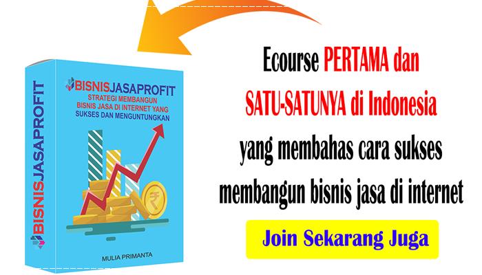Bisnis Jasa Profit
