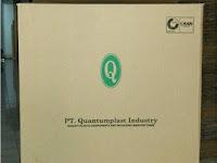 INFO Loker Bantargebang Bekasi PT Quantumplast Industry Terbaru