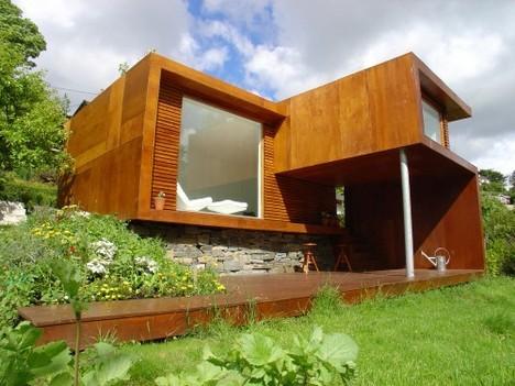 de tout et de rien devis pour une maison modulaire. Black Bedroom Furniture Sets. Home Design Ideas