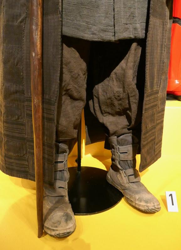 Star Wars Rise of Skywalker Lando Calrissian costume boots