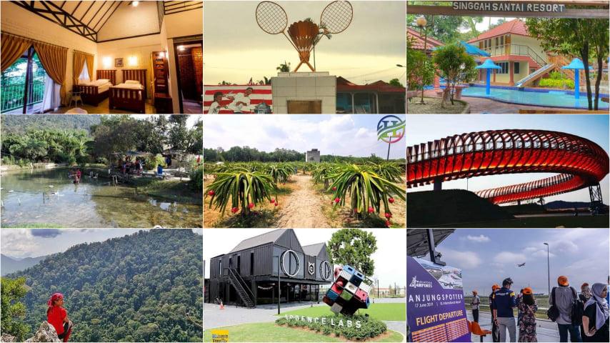 Tempat menarik baharu di Selangor