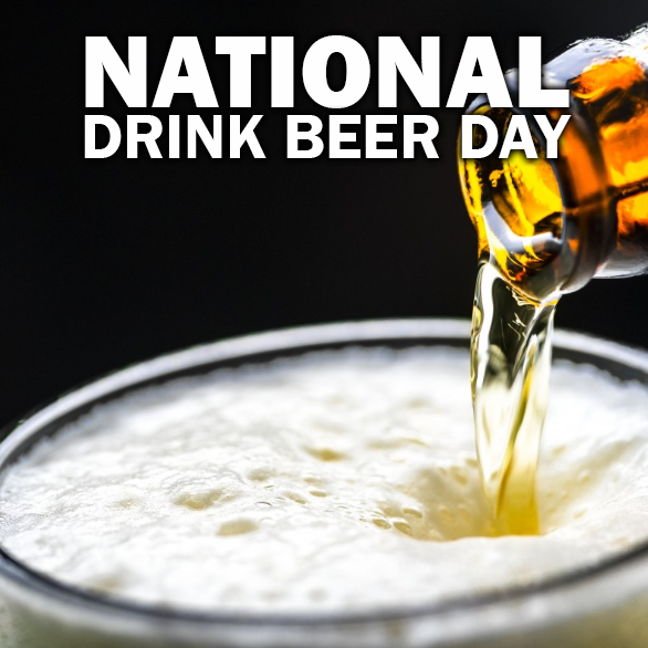 National Drink Beer Day Wishes
