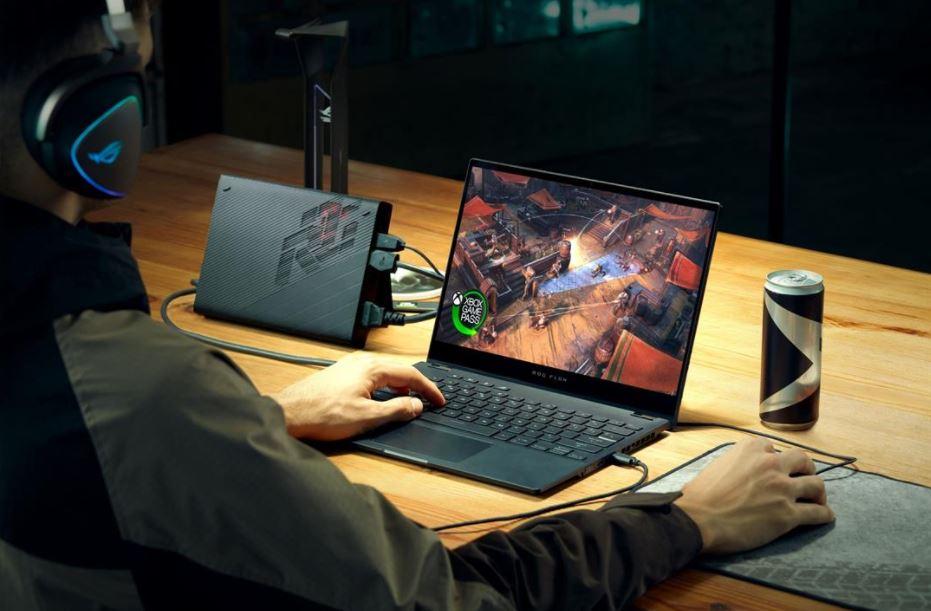 Asus ROG Hadirkan Teknologi Layar Terdepan untuk Laptop Gaming di CES 2021