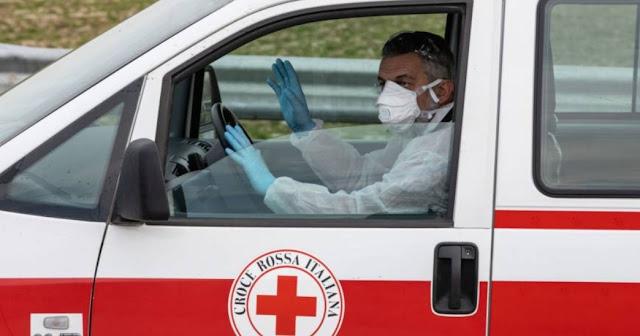 """إيطاليا تعلن وفاة وفاة ثالث مصاب بفيروس """"كورونا"""" وارتفاع عدد المصابين إلى أكثر من 150 شخصا"""
