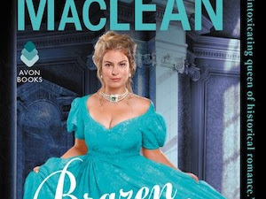 When The Heroine Steals The Show: Brazen And The Beast by Sarah MacLean