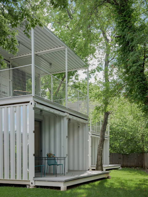 Award-Winning Shipping Container Homes, Oklahoma City 8