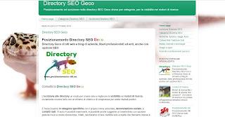 realizzazione template sito web