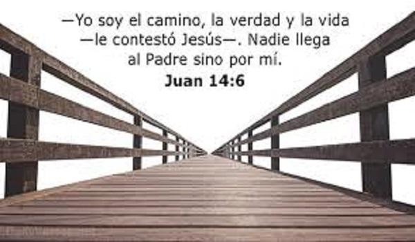 Jesus el camino la verdad y la vida