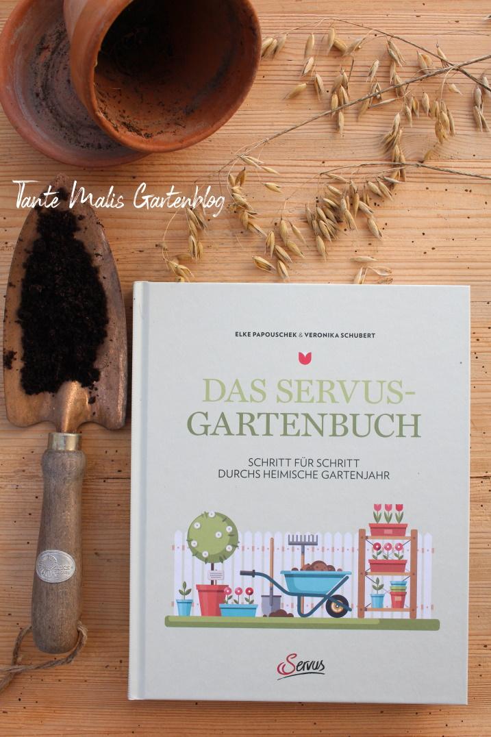 Buch Gartenbuch