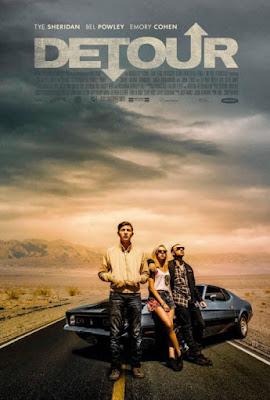 Poster Film Detour 2016