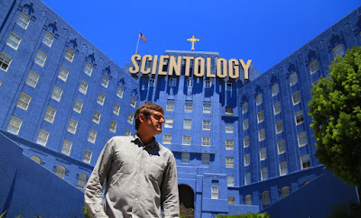 Louis Theroux in My Scientology Movie