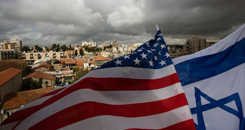 Why does the United States give money to Israel and what does it do for it?