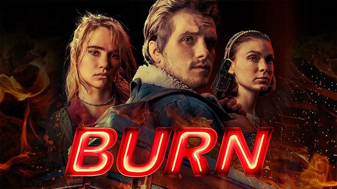 Burn (2019) BRRip 720p Latino-Ingles