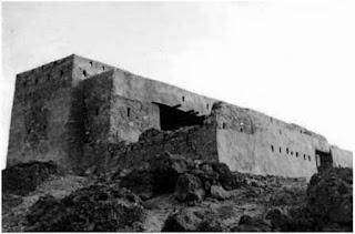القلعة العثمانية في جزر فرسان