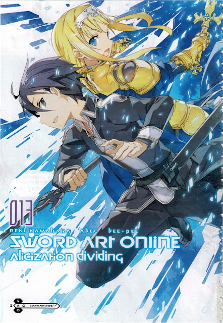Volume 13: Alicization Dividin