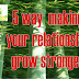 5 way of making your relationship grow stronger