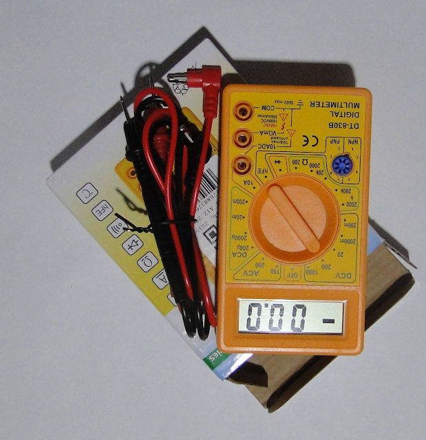 DT830B Digital Multimeter