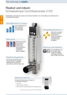 Vertrieb für Massendurchflussmesser (Durchflussmesser und -Regler)