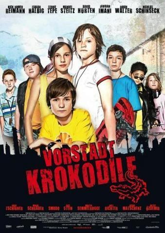 The Crocodiles 2009 Dual Audio Hindi 480p BluRay x264 300MB ESubs