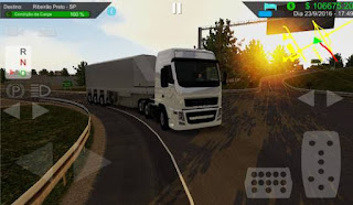 Descargar Heavy Truck Simulator MOD APK Dinero ilimitado 1.973 Gratis para Android 8