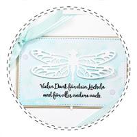 Libelle Karten Stampin Up